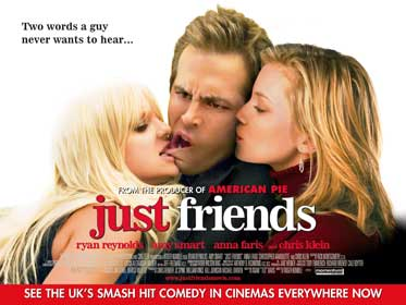 JUST FRIENDS Movie's blog
