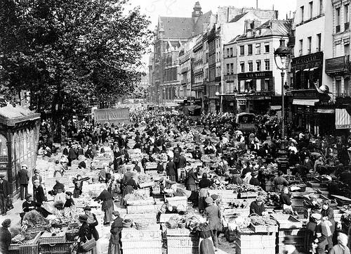 Paris France 1920 Market The Idea Girl Says Word Press