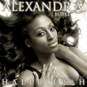 Hallelujah alexandra burke single