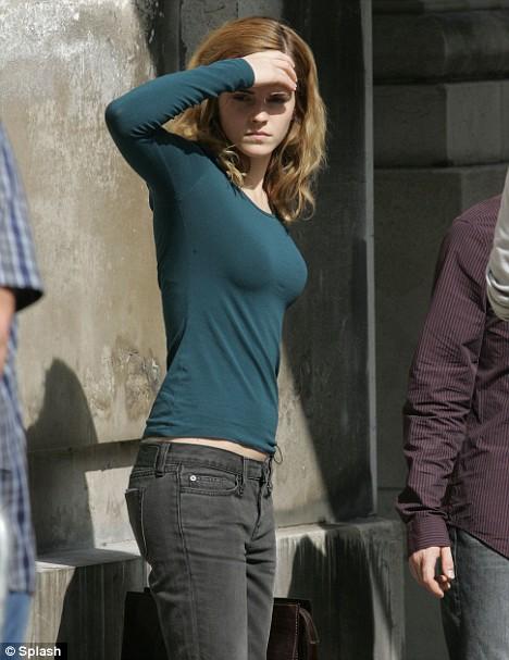 emma watson jeans