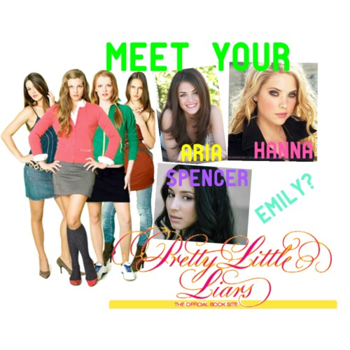 Pretty Little Liars Girls Real Names