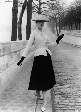 1947 the new look christian dior