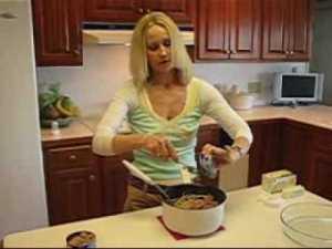 Betty's Kitchen Parmesan Chicken Macaroni Casserole Recipe ...
