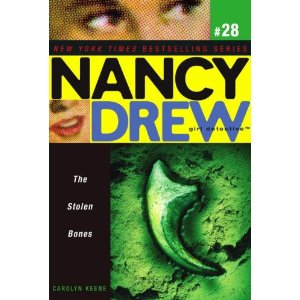 Nancy Drew the stolen Bones