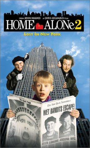 Home Alone 2 Lost in New York DVD Movie Review – Linda Randall – Writer John Hughes, Dir Chris ...