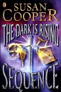 the dark is rising review book