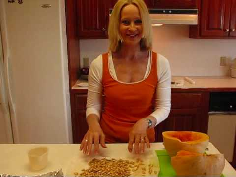 Betty's Kitchen Spiced Toasted Pumpkin Seeds Recipe | The ...