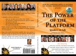 Linda Randall The Power of the Platform Speakers on Life - Full Cover Photo