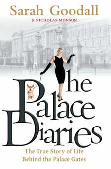 The Palace Diaries Prince Charles Lady Diana Sarah border=