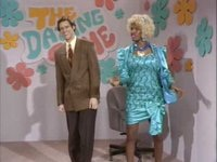 Wanda on the dating game in living color