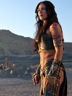 lynncollins princess of mars in john carter the idea