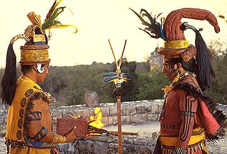 maya priest guatemala city