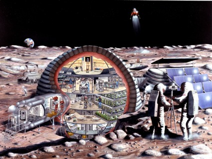 Moon base Lunar Base Government