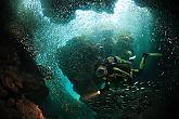 snorkelling dive shop scuba diving with subway watersports turqouise bay resort roatan Honduras