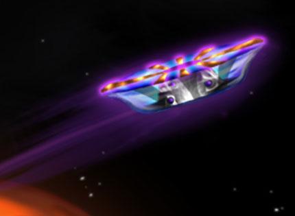 UFO NASA Plasma Powered UFO Technology flies to Kepler 22b ...