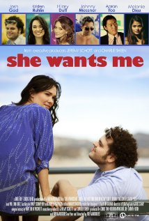 She Wants Me - Official Trailer [HD] Coming Sept 18 2012 - Josh Gad, Hilary Duff, Kristen Ruhlin, Johnny Messner, Charlie Sheen movie poster 18 september 2012