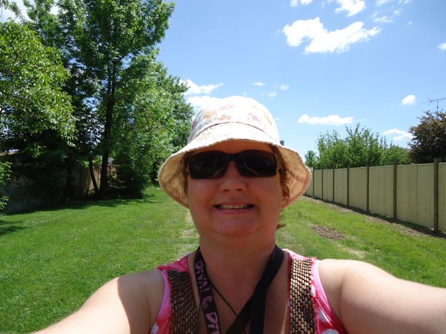Linda Randall Hiking May 21 2012