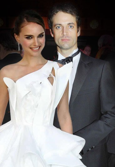 Benjamin Millepied And Natalie Portman The Idea Girl