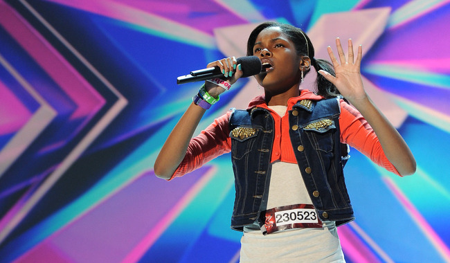 Image result for diamond white x factor