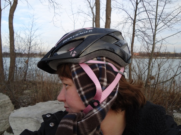 bontrager bicycle helmet linda randall jan 2013