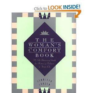 The Womans Comfort Book Author Jennifer Louden