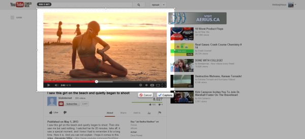 I saw this girl on the beach and quietly started shooting   YouTube sexy flexible woman in bikini does yoga in russia