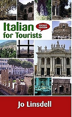 Italian for Tourists #PD13 BEst Selling Author Blogger Jo Linsdell - print pdf kindle nook ibook - with Linda Randall @theideagirl TWitter