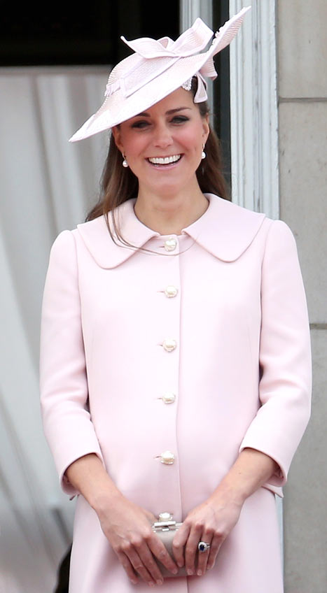 Kate Middleton has gone into labor and checked into St. Mary's Hospital July 22 Credit Chris Jackson Getty Images duchess of cambridge royal baby