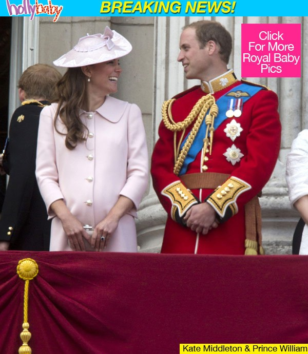 kate middleton  prince william duke duches of cambridge birth to baby-boy born 22 july 2013 424 pm
