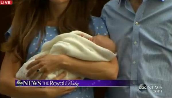 royal baby close up kate middleton 23 july 2013 prince william