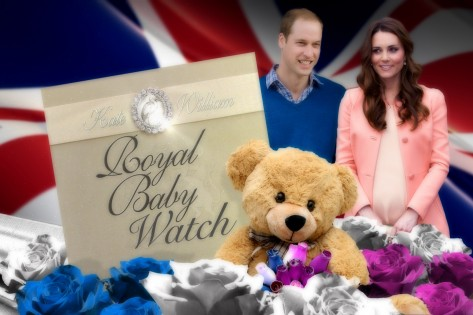 royal-baby-watch duchess of cambridge in labour 22 july 2013 gives birth to a boy 424 pm