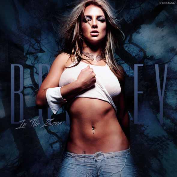 inthezone britney spears