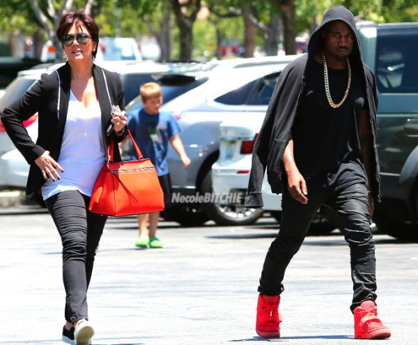 Kanye-West-with-Kris-Jenner-Movie-Date