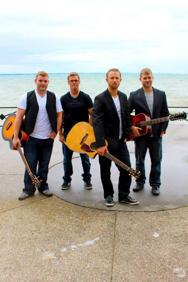 Amplify This Sound Band Ocean Photo Indie Rock Music New Release LOST Oct 2013 IGC Entertainment Canada Linda Randall