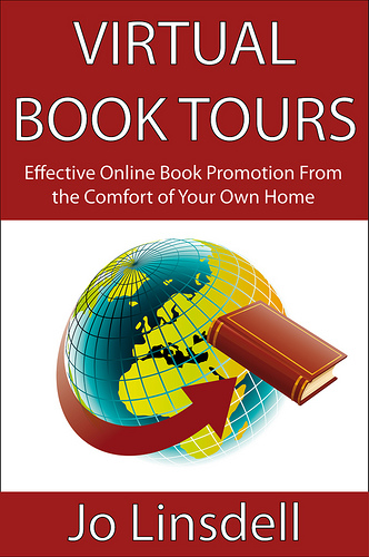Jo Linsdell Virtual Book Tours Effective Online Book Promotion From the Comfort of Your Own Home  - the idea girl says wordpress blog linda randall