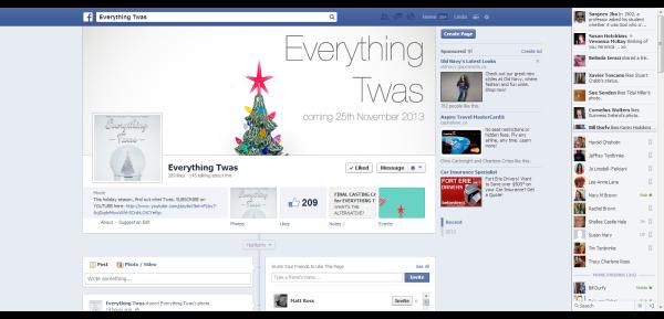 Everything Twas Movie 25 Nov 2013 Paul Howard