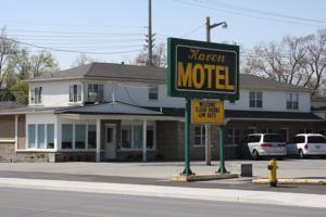 Haven Motel Garrison Rd Fort Erie Ontario Canada Peace Bridge