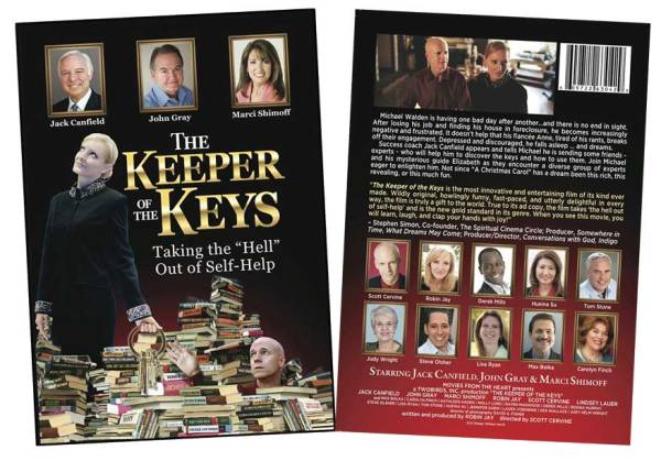 the keeper of the keys DVD cover stars