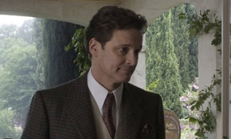 Colin Firth in Woody Allen's Magic in the Moonlight