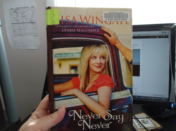 never-say-never-lisa-wingate-book-review-linda-randall
