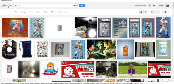 #PD14 - Google Search images nothing comes up on top 13 feb 2014 linda randall
