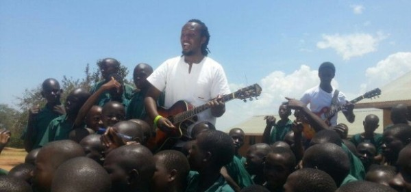 Kiguli Army Primary School 2013 Uganda #PD14 Promo Day Event Music Video
