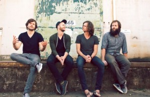 Kongos-south african alternative music songs videos the idea girl says writers typing tunes playlist