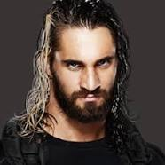 seth rollins (colby daniel lopez) WWE RAW  WWE world heavyweight champion challenged by Neville's torpdeo knock out moves April 6.2015