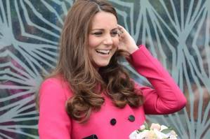 royal baby news Kate Catherine Middleton Duchess of Cambridge gives birth to princess of cambridge 2 May 2015 Lindo Wing St Mary's Hospital London